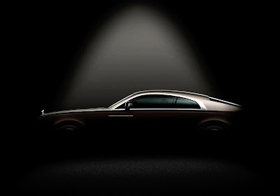 Rolls-Royce Wraith (2014) Side