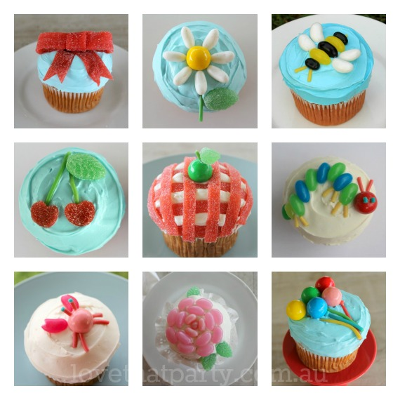simple easy birthday cakes for kids cake decorating ideas party ideas ...