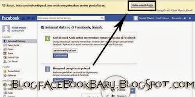 Cara Paling Cepat Membuat Akun FB