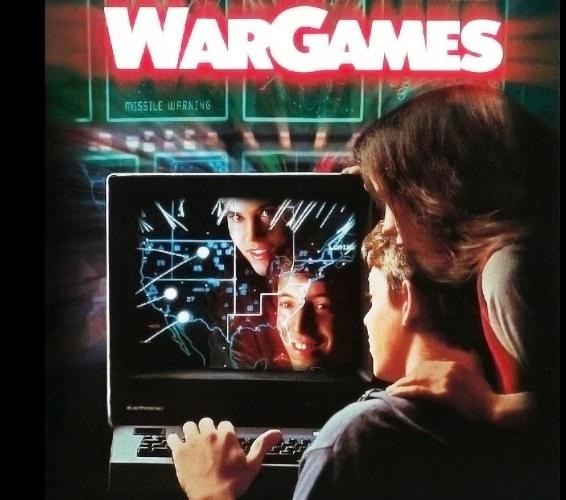 Wargames ou Jogos de Guerra (1983)