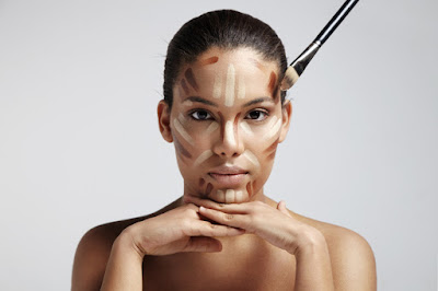 How to Look Attractive with contouring makeup