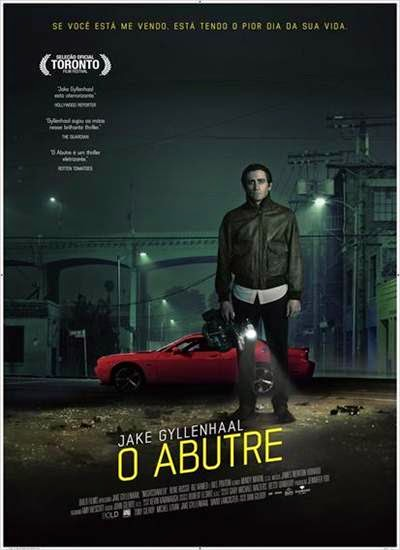 Baixar O Abutre AVI + RMVB DVDScr Legendado + 720p HDRip Legenda Torrent