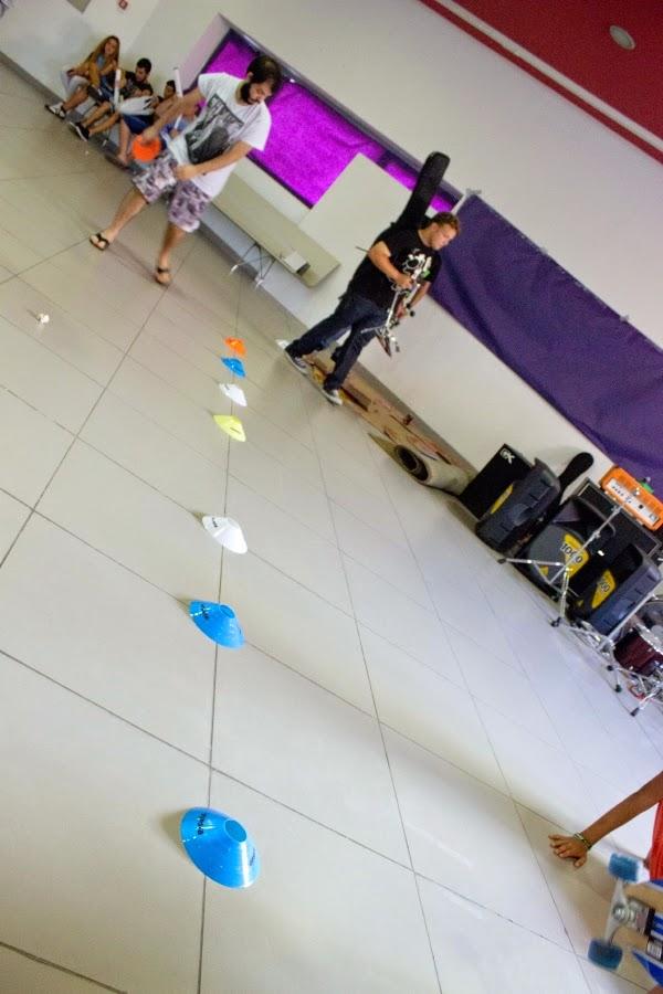 Juegos III Salón del Manga LSYMI en 'Campo de Gibraltar' (La Línea de la Concepción)