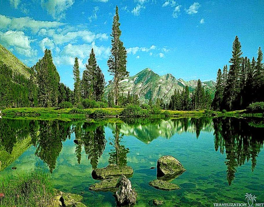 Pretty Landscape Wallpapers Wallpaper