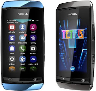 Nokia Asha 306 Wi-Fi Phone