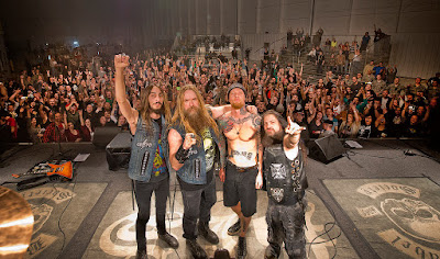 black label society - band - 2015
