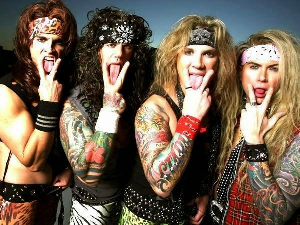 steel panther - band