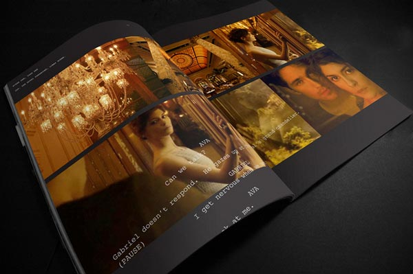 15 best examples of hotel brochure design ideas   jayce o
