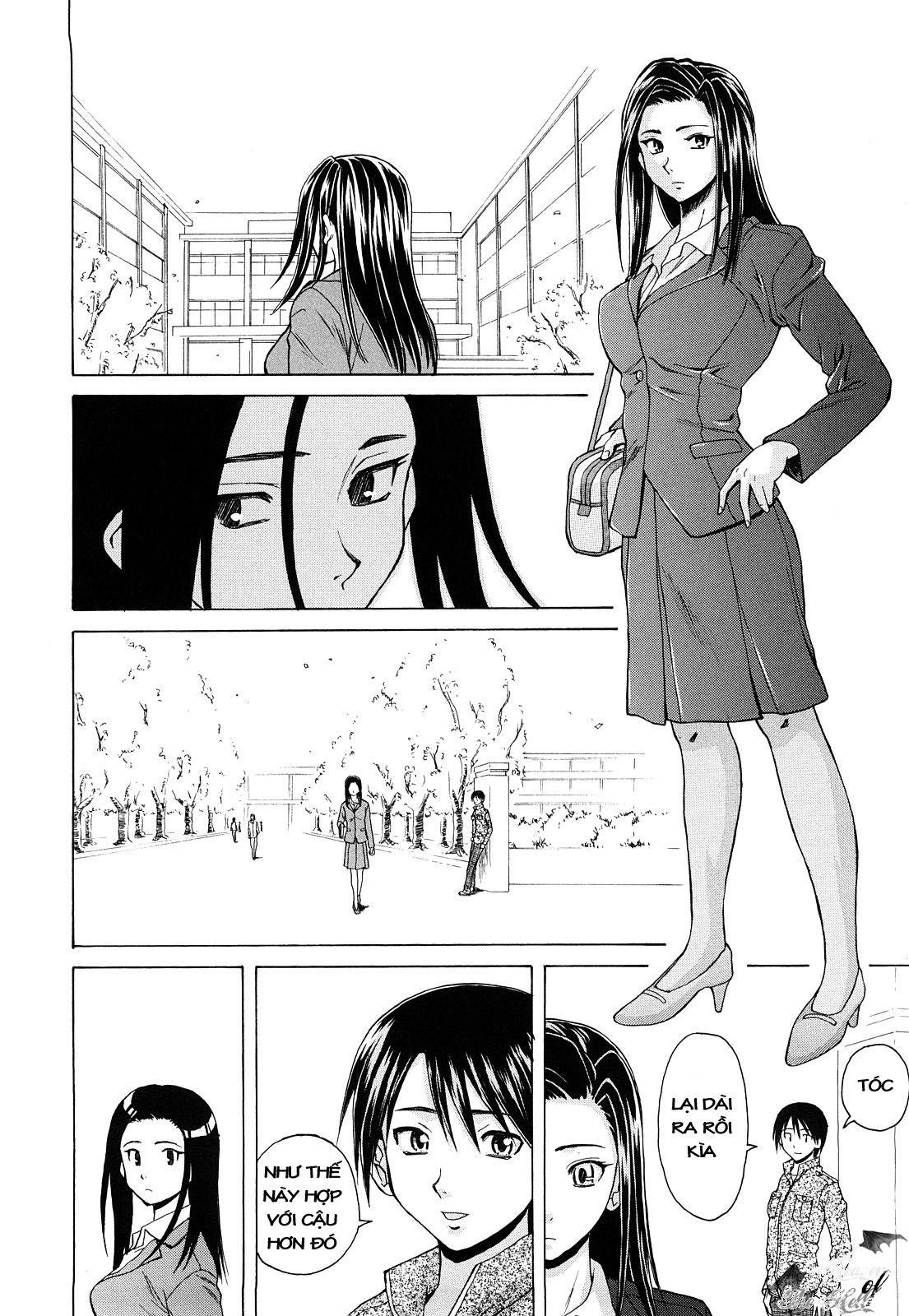 TruyenHay.Com - Ảnh 36 - Setsunai Omoi Chapter 4