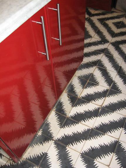 Moroccan Floor