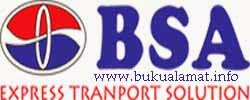 alamat kantor bsa express surabaya