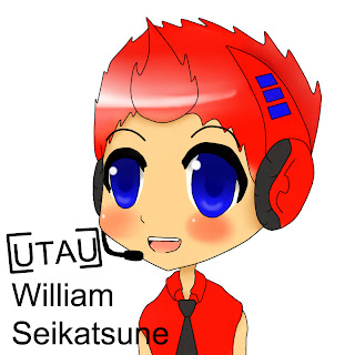 Sobre William Seikatsune