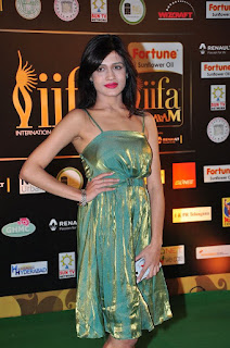 Kimaya Picture Gallery in Short Dress at IIFA Awards 2016 ~ Bollywood and South Indian Cinema Actress Exclusive Picture Galleries