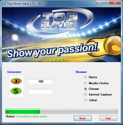 Top Eleven Hack Download new