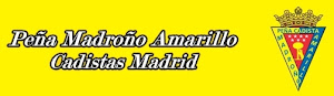 Peña Cadista Madroño Amarillo