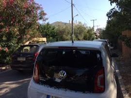 Κι άλλο ατύχημα στη διασταύρωση Ταϋγέτου και Αργυροκάστρου.