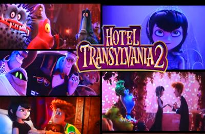 HOTEL TRANSYLVANIA 2, CLIQUE AQUI:
