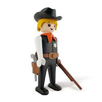 Playmobil sherrif