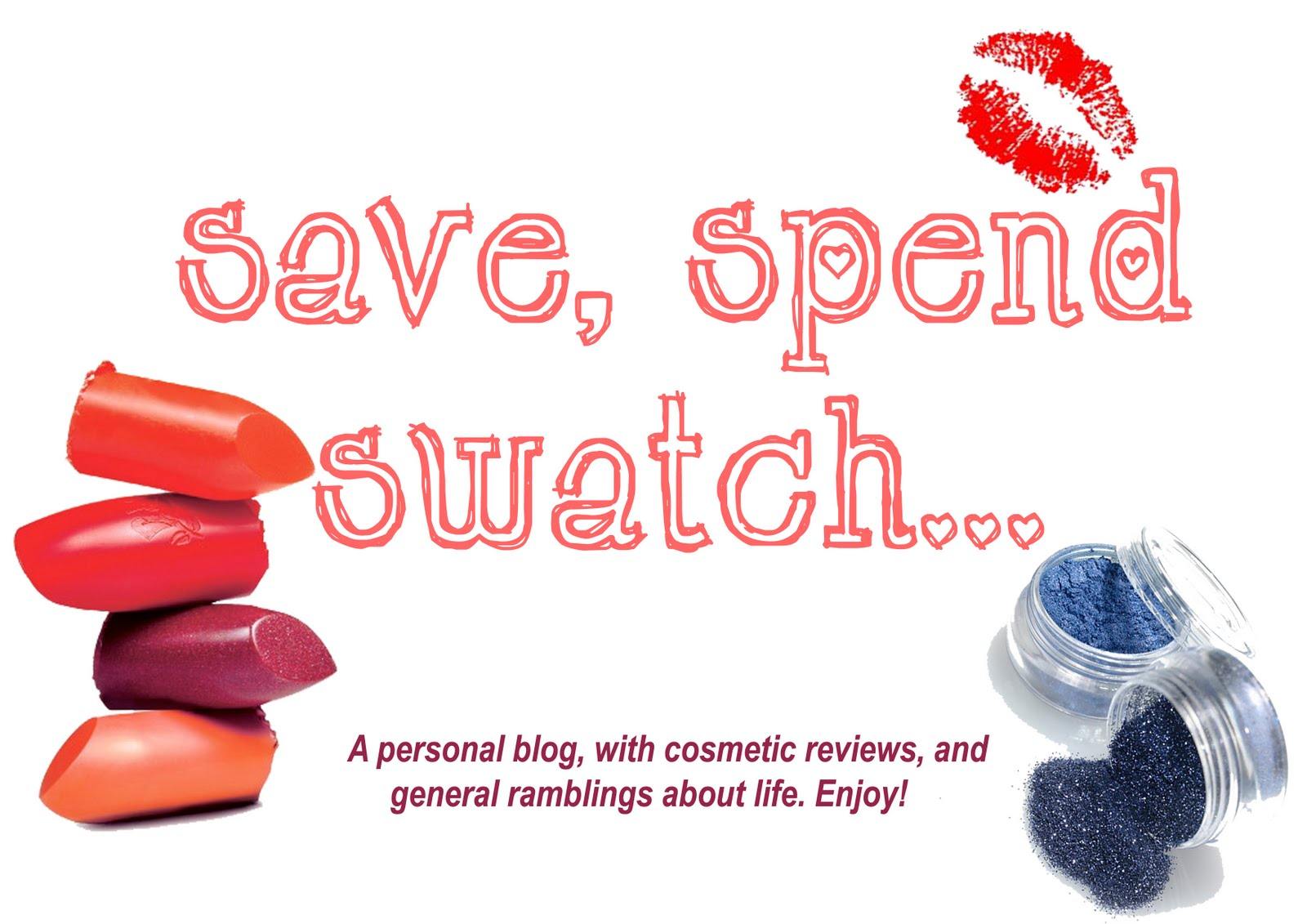 Save Spend Swatch