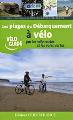 Les plages du débarquement à vélo par les vélo routes et voies vertes