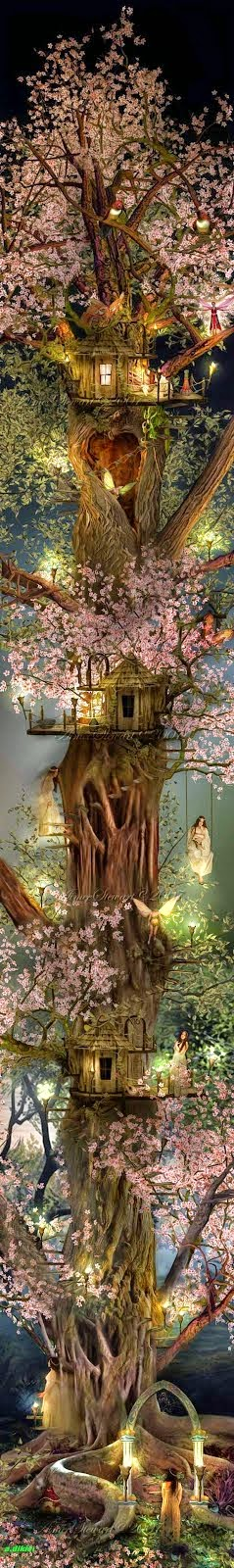 Fairy Bloom House