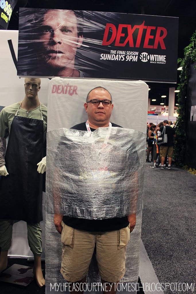 San Diego Comic Con 2013