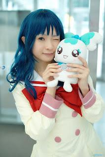 HeartCatch! PreCure Kurumi Erika Cosplay by Kanan Kaori