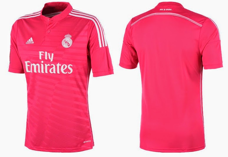 Jersey Away Real Madrid 2014