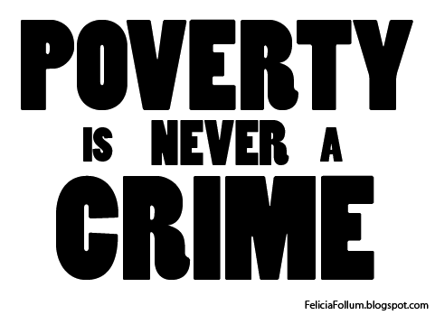 Essay poverty and crime