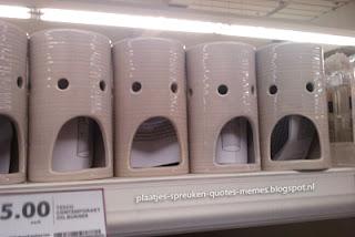 grappig plaatje met voorwerpen die op gezichten lijken