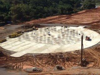 #JMJRio2013: Campus Fidei em Guaratiba terá 32 ilhas de serviço em 22 lotes