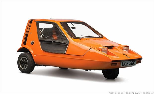 1972 Bond Bug 700E