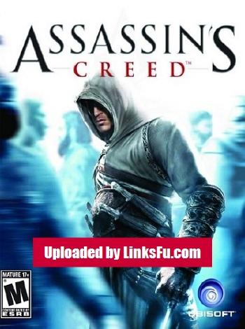Assassins Creed Full Rip-Skullptura