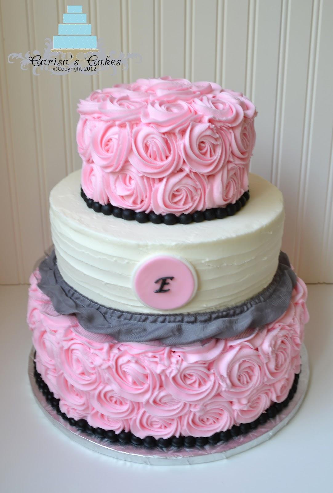 Carisa S Cakes October 2012
