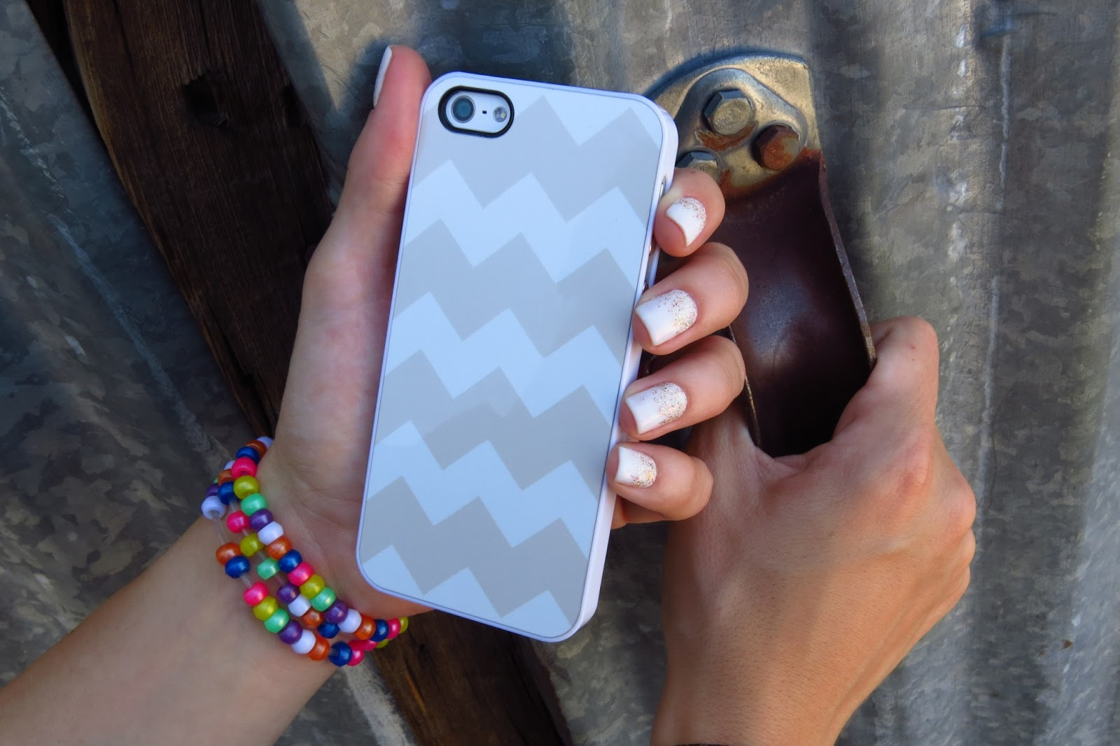 Chevron Cell Phone Case
