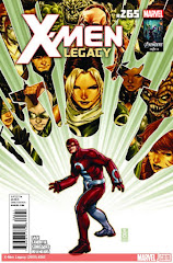 X-MEN LEGACY #265