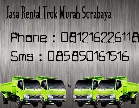 Jasa Rental Truk Murah Surabaya-Lumajang