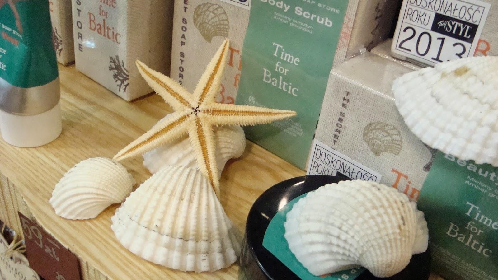 The Sercret Soap Store - Wizyta w sklepie stacjonarnym w GK