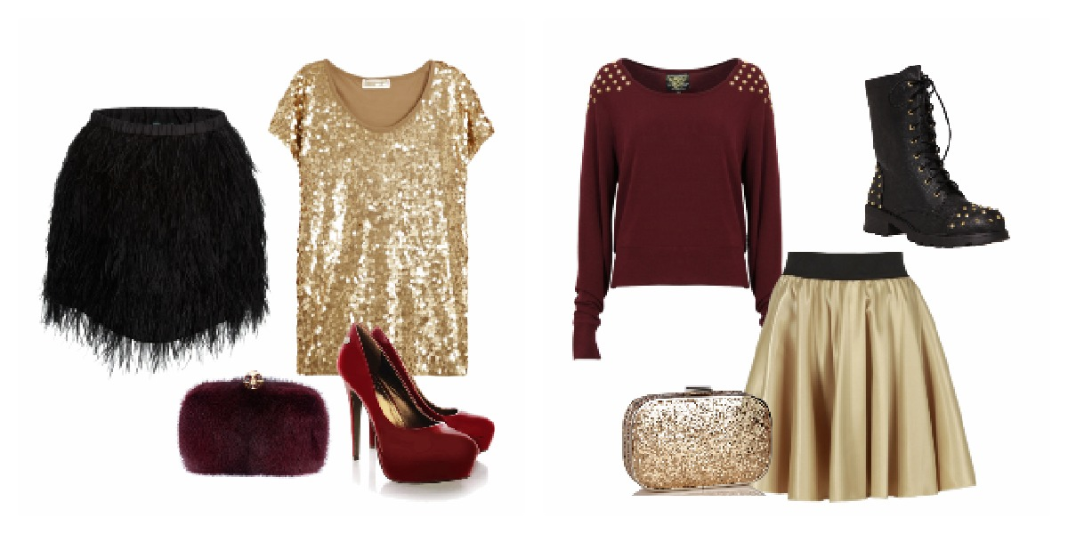 Red Velvet and Cheese: Outfit Ideas: cena/pranzo di Natale