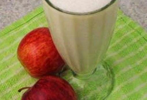 رجيم الحليب والتفاح