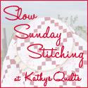 Slow Sunday Stitching