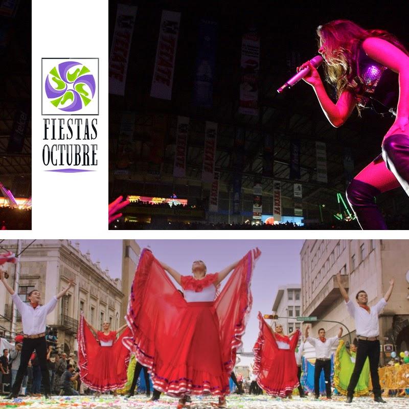 fiestas de octubre guadalajara 2014