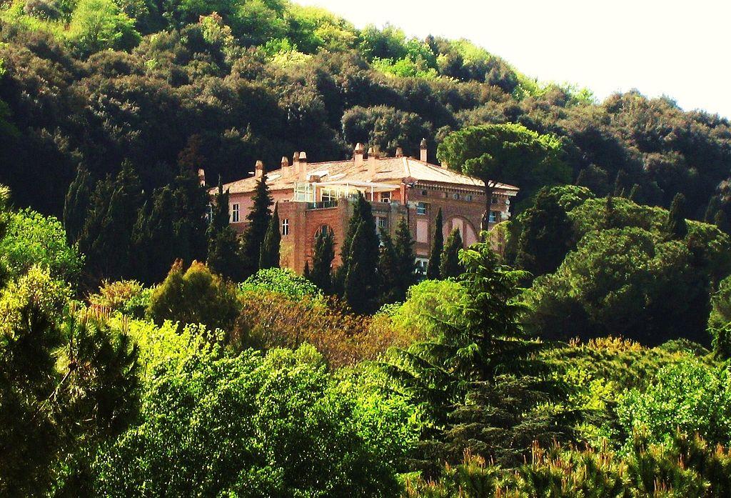 Se guardo nel caleidoscopio palazzo madama e villa madama for Sede senato italiano