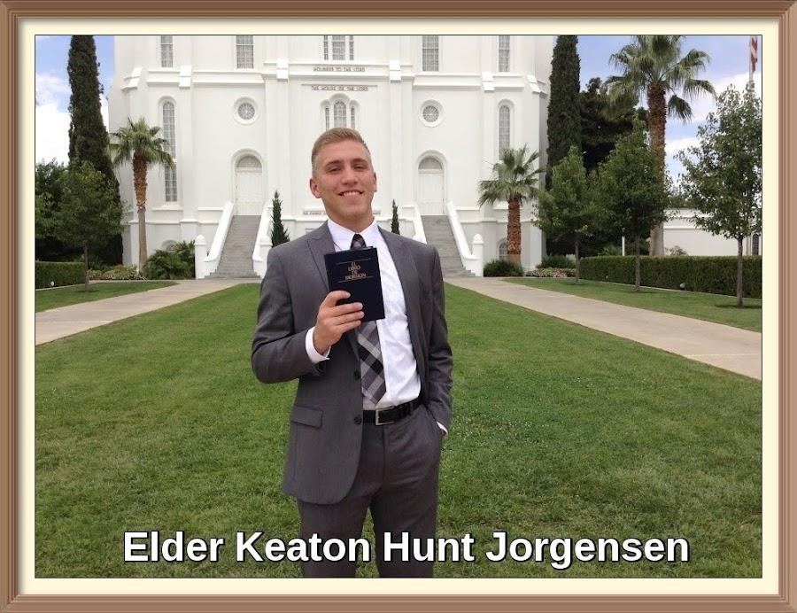 Elder Keaton Hunt Jorgensen