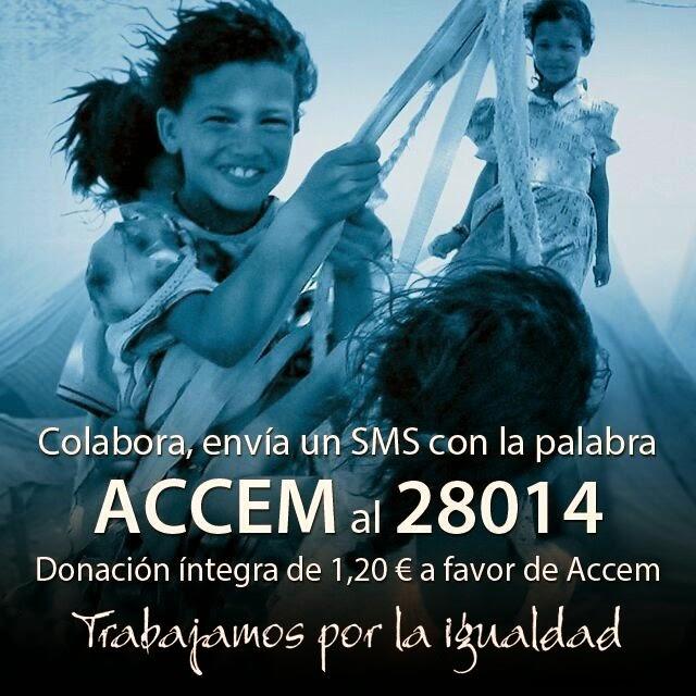 Colabora con ACCEM