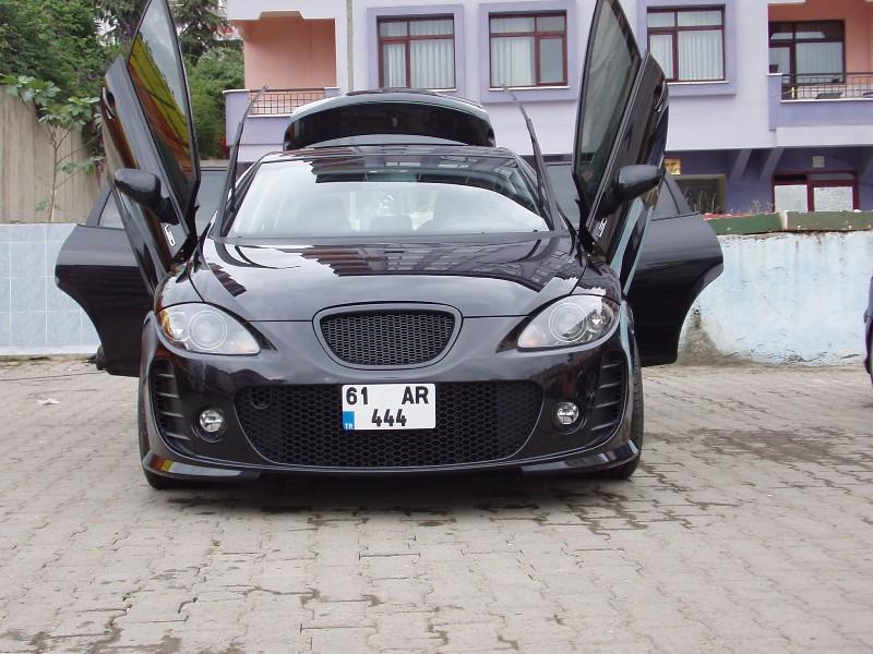 Seat leon modifiyeli araba resimleri car pictures - Saab 9 3 Tuning