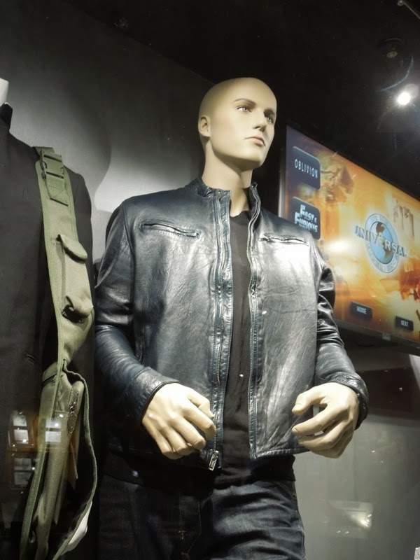 Vin Diesel Dom Toretto Fast & Furious 6 jacket