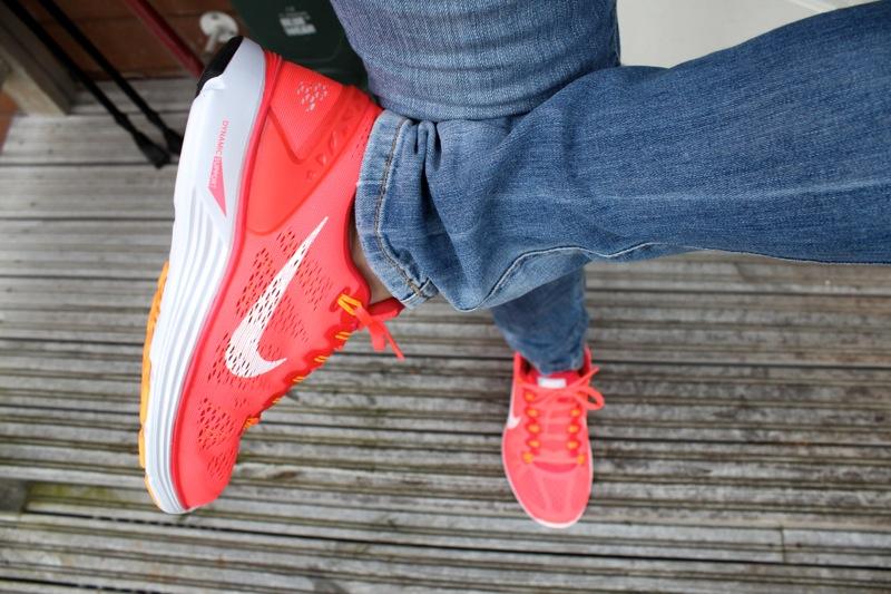 Raikkaat Nike lenkkarit
