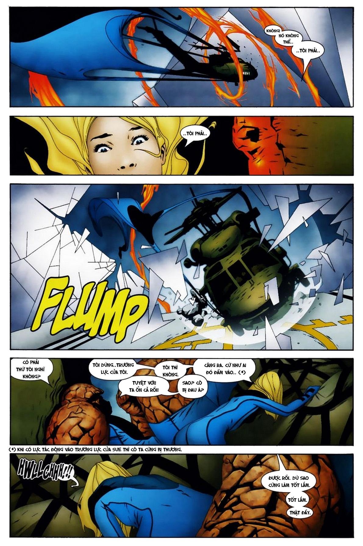 Ultimate Fantastic Four chap 19 - Trang 9