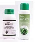 Jugo de Aloe Vera Natural y Dietética sabor naranja